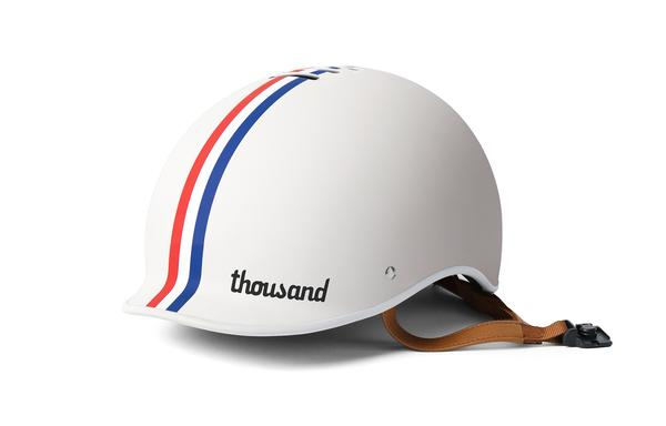 Thousand Heritage Speedway Creme Helm